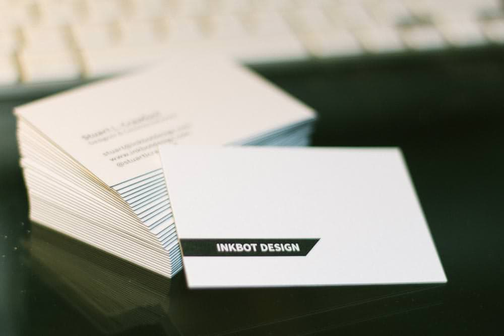 New Business Cards from Moo | UK Graphic Designer