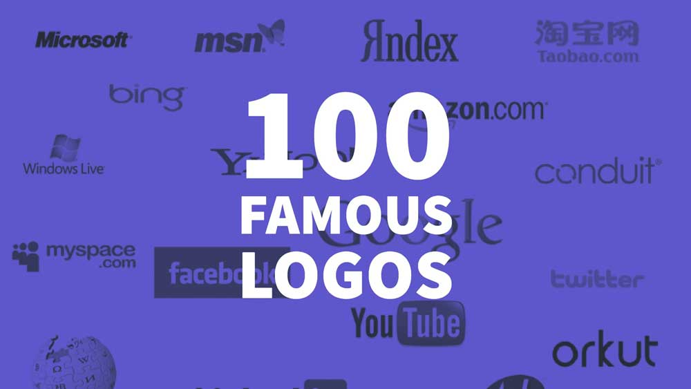 The 100 Most Famous Logos of All-Time