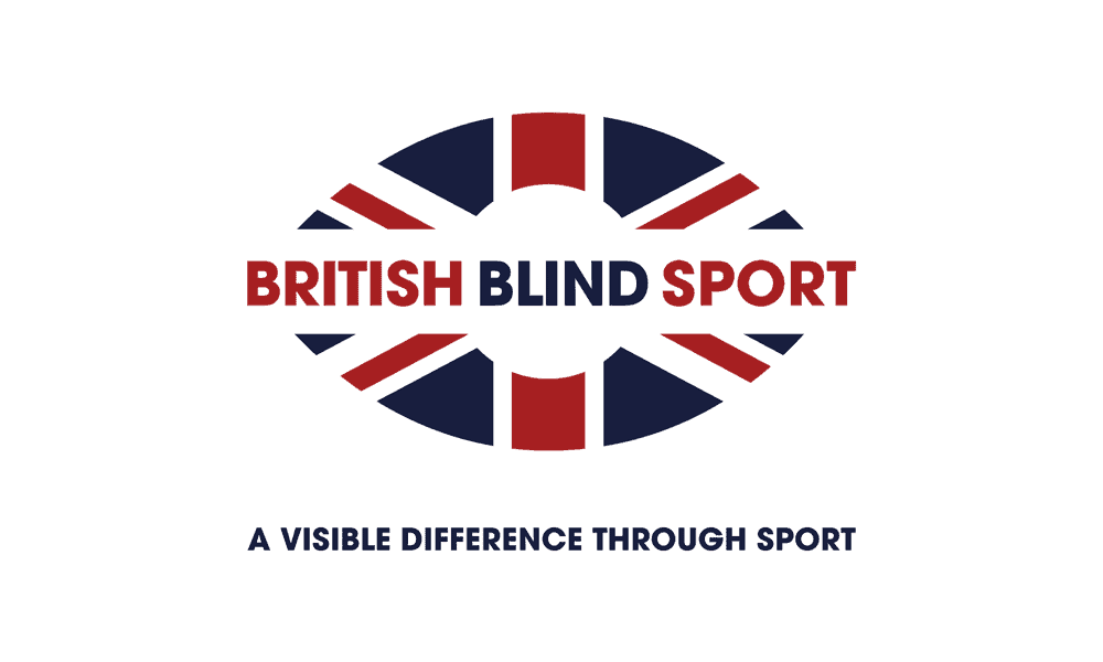 British-Blind-Sport-Logo-Design