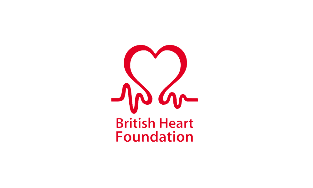 British Heart Foundation Logo Design