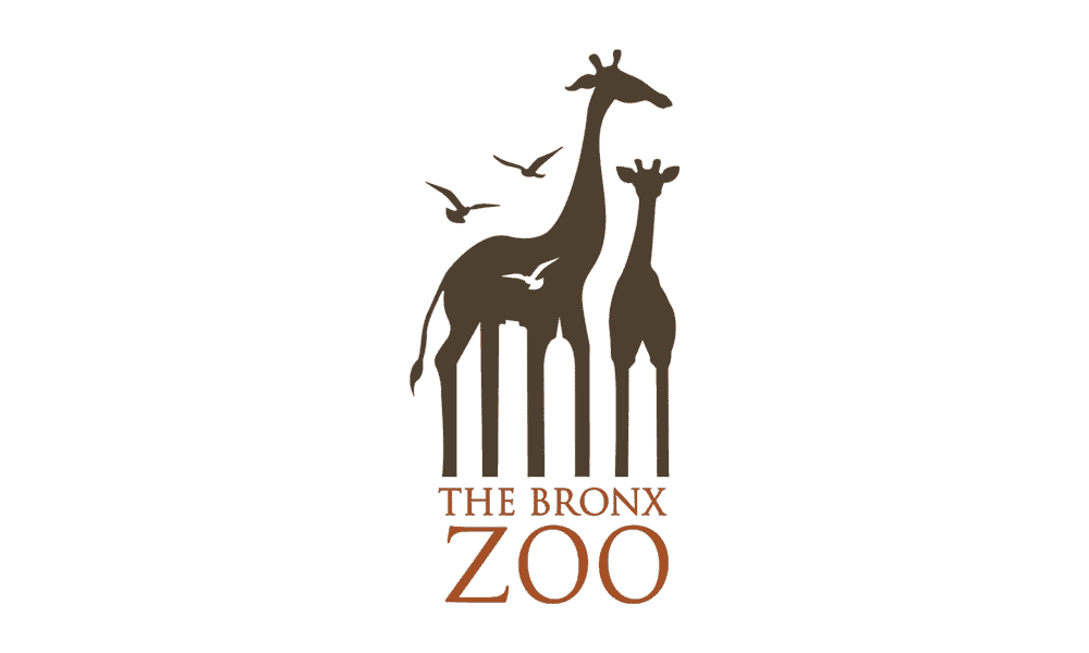 Bronx Zoo Logo Design