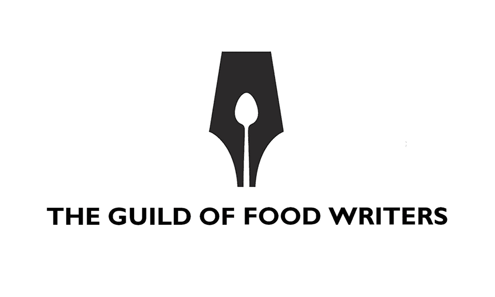 Guild Of Food Writers Logo Design