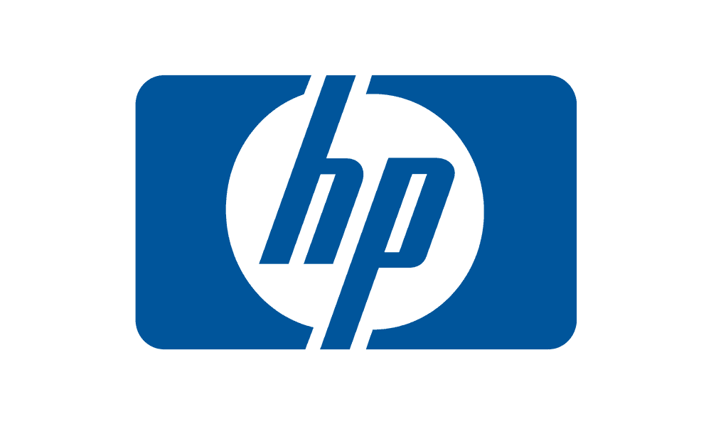 Hewlett Packard Logo Design