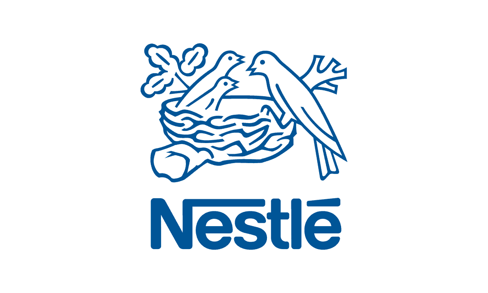 Nestle Logo Design