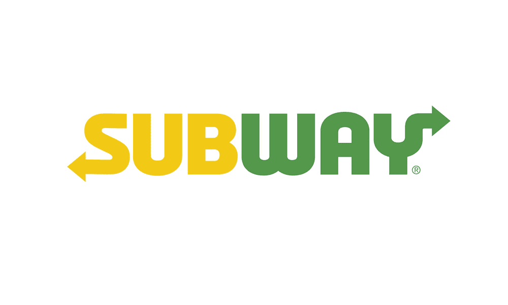 Subway Logo Design