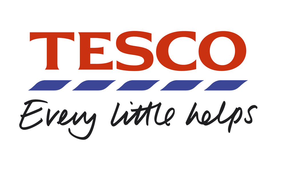 Tesco Logo Design
