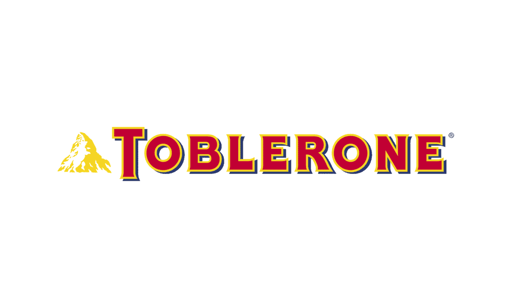 Toblerone Logo Design