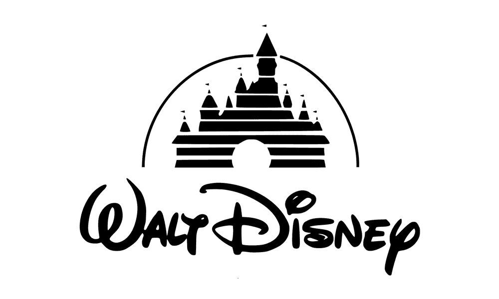 Walt Disney Logo Design Castle