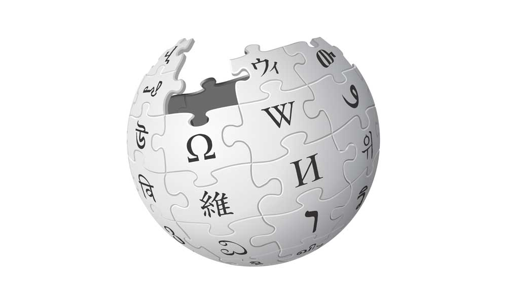 Wikipedia Logo Design