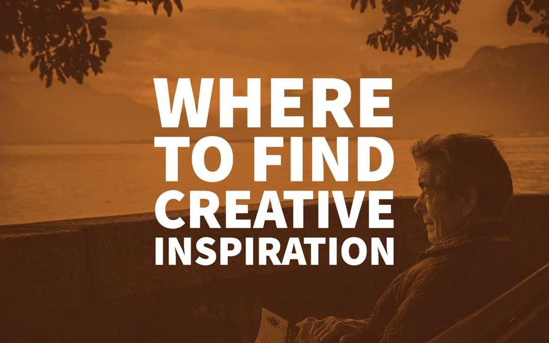 Where to find Creative Inspiration?