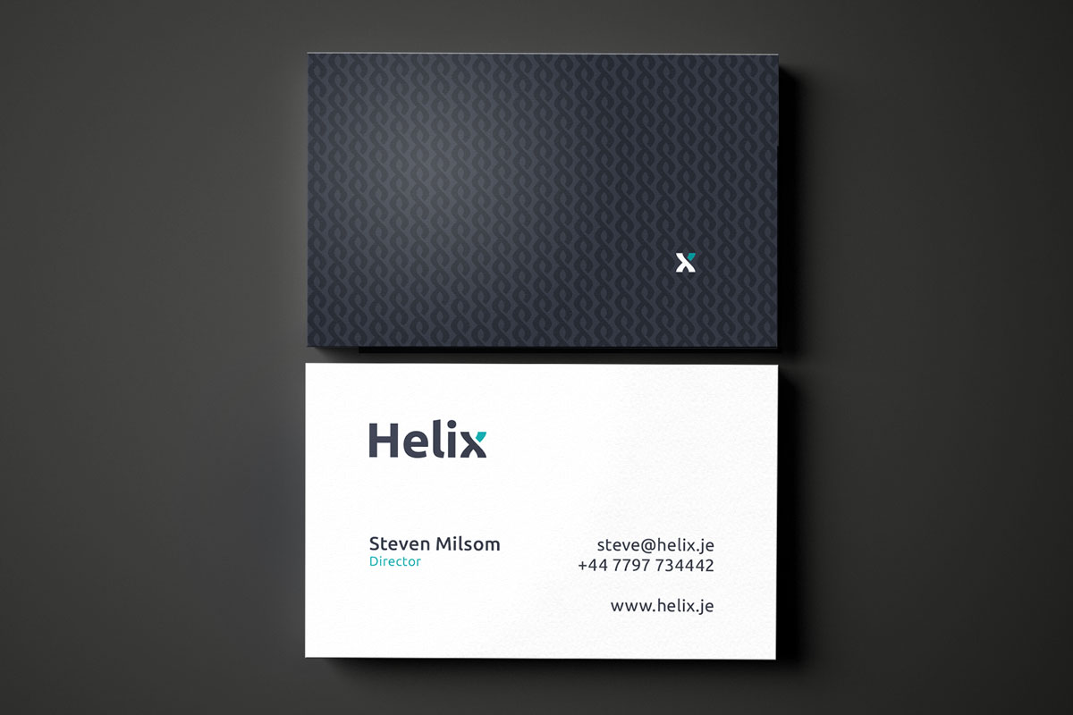 Corporate Business Card Design Services From Inkbot Design