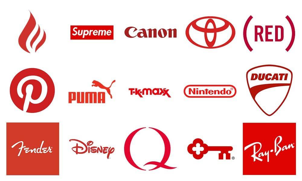 Red Logos Design