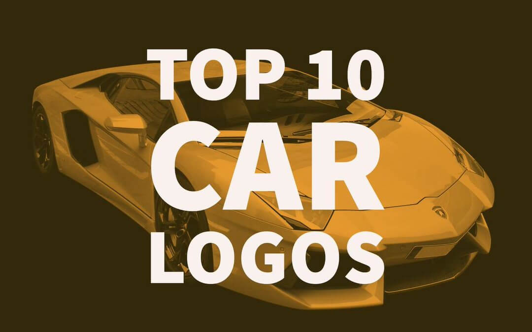 Top 10 Car Logos & Car Branding Design