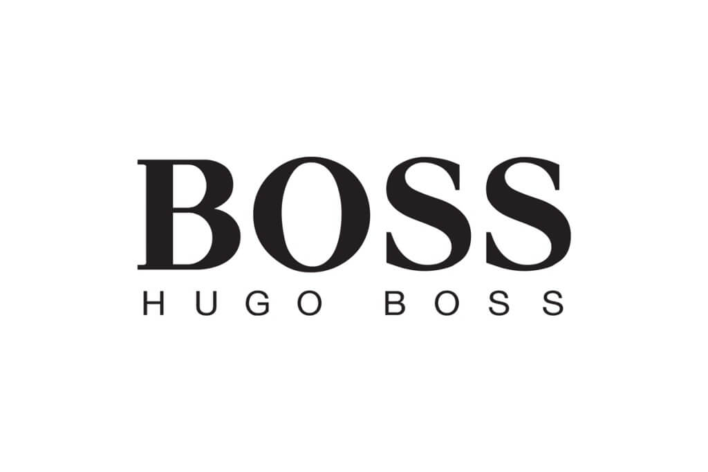 Boss Hugo Boss Logo Design
