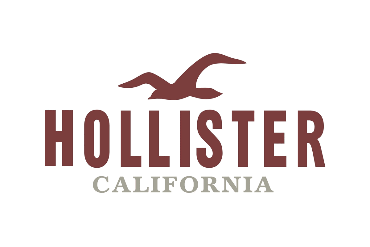 Hollister Logo Design