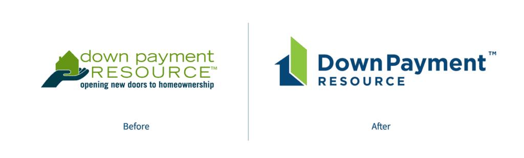 Real Estate Logo Redesign