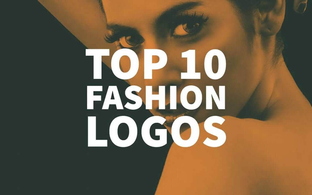 Top 10 Fashion Logos , The Best Clothing Brand Design