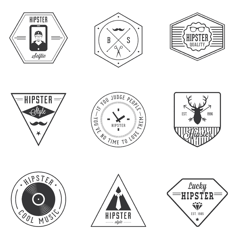 Hipster-Logo-Design-Psychology