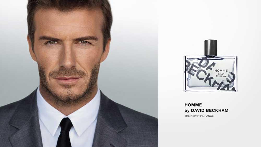 David Beckham Personal Branding