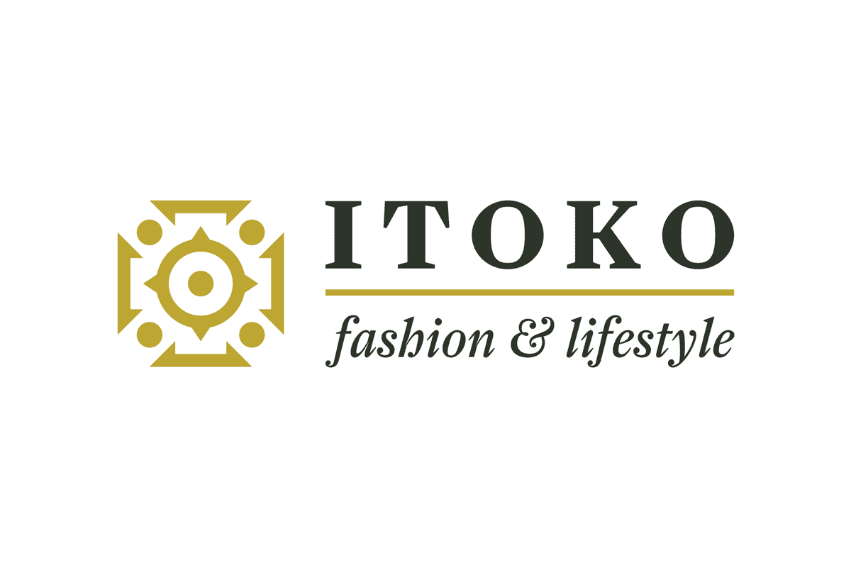 fashion brand logo design itoko