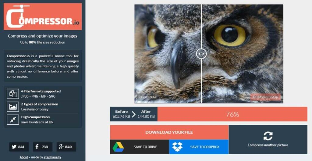 How To Optimise Images