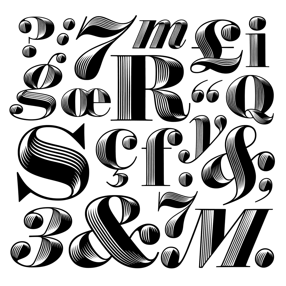 Tobias Frere Jones Typography Design