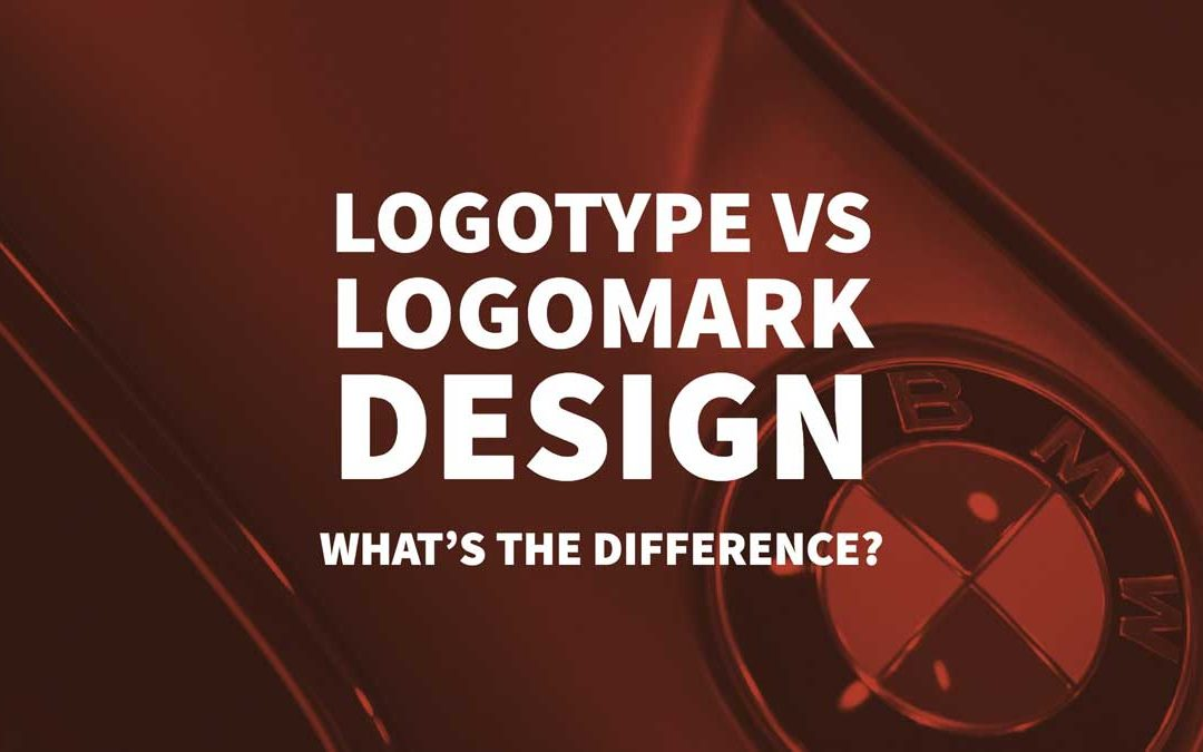 Logotype Vs Logomark Design Whats The Difference