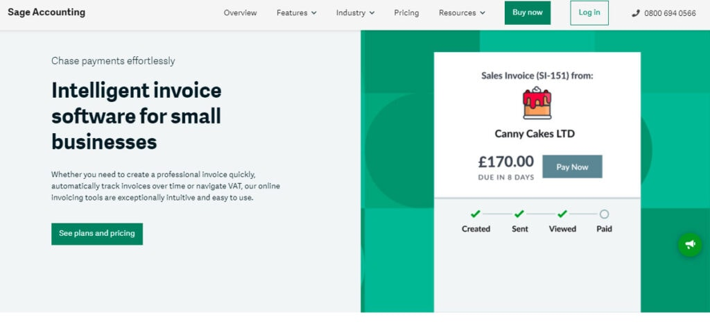 Sage Accounting Software Review