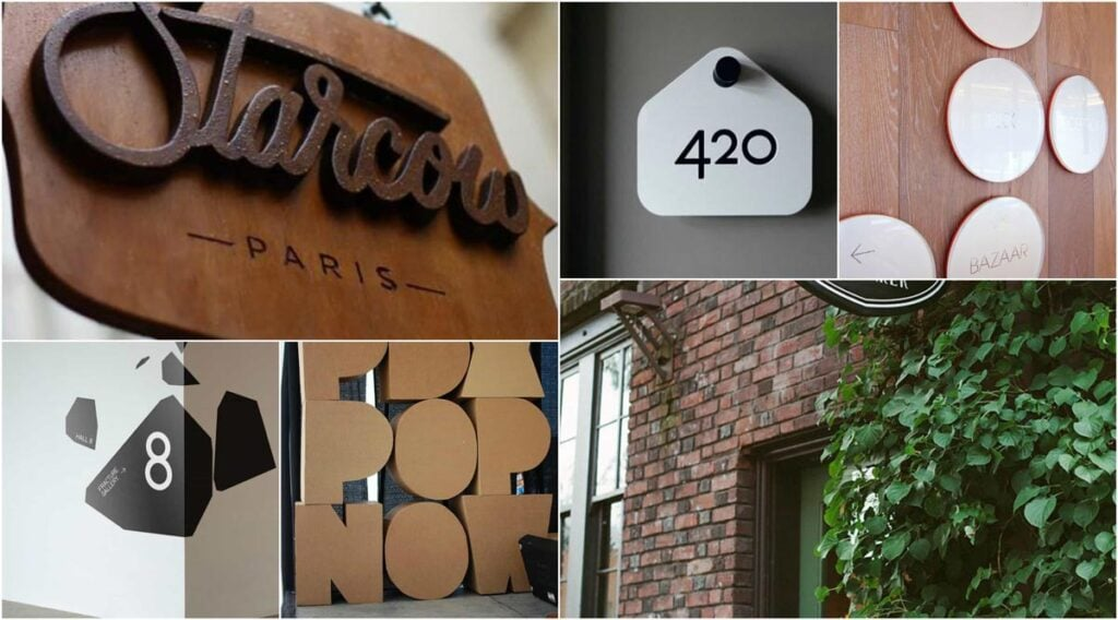 What Is Signage Design In Advertising
