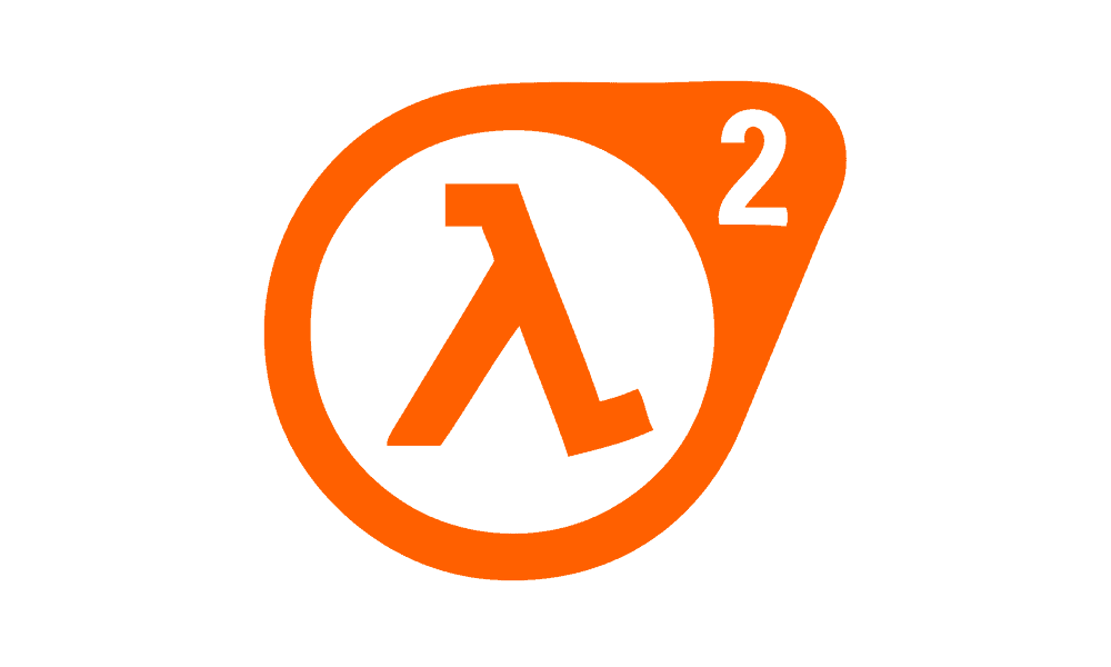 Half-life Logo Design