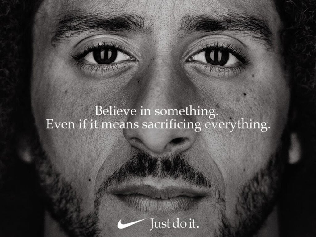 Nike Mission Statement Branding