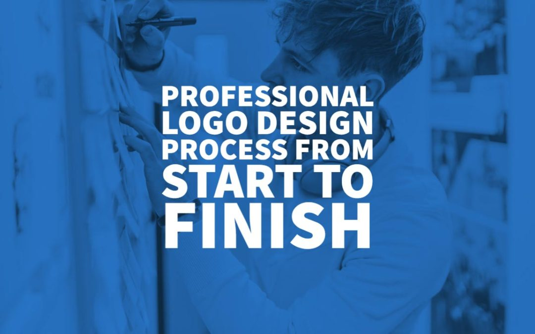 Professional Logo Design Process From Start To Finish