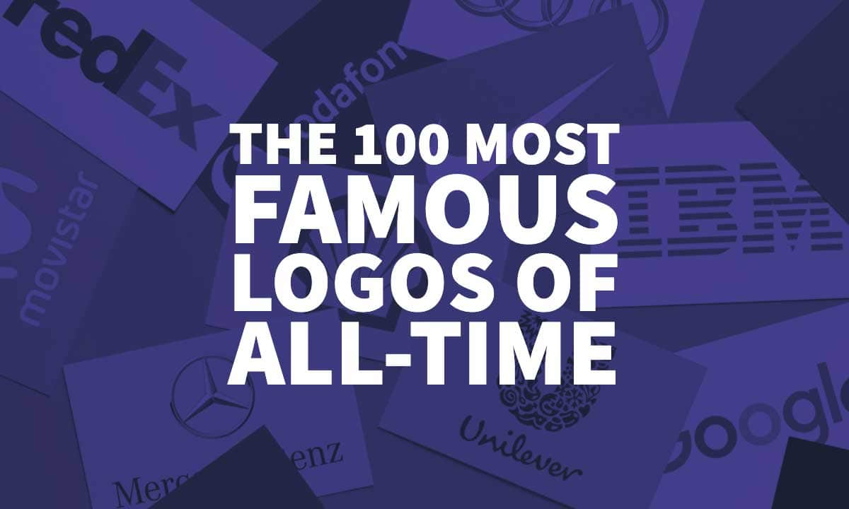 100 Most Famous Logos Of All Time Company Logo Design