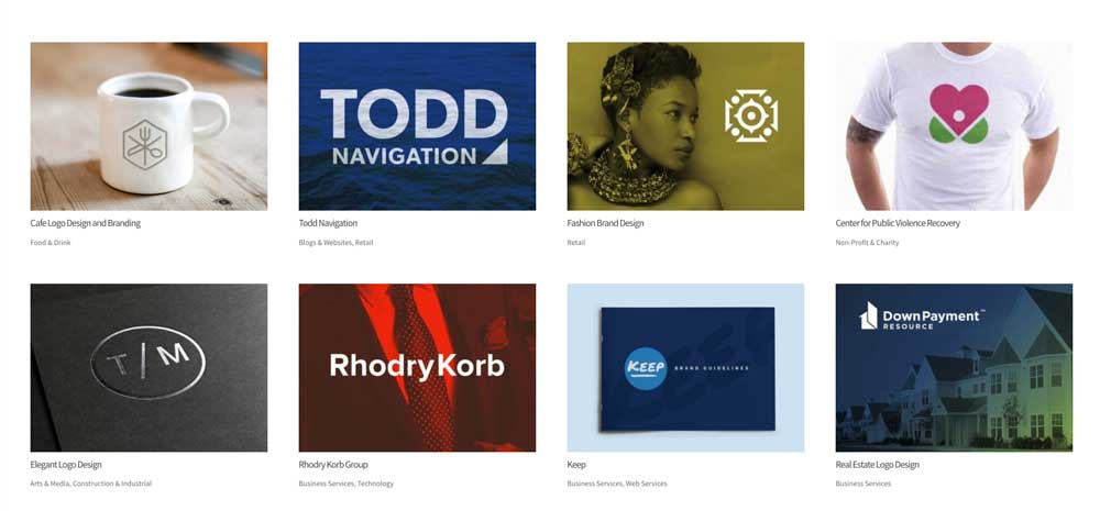 Graphic Design Branding Portfolio