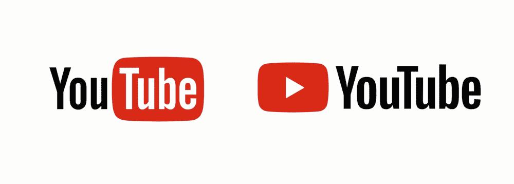 rebranding youtube website