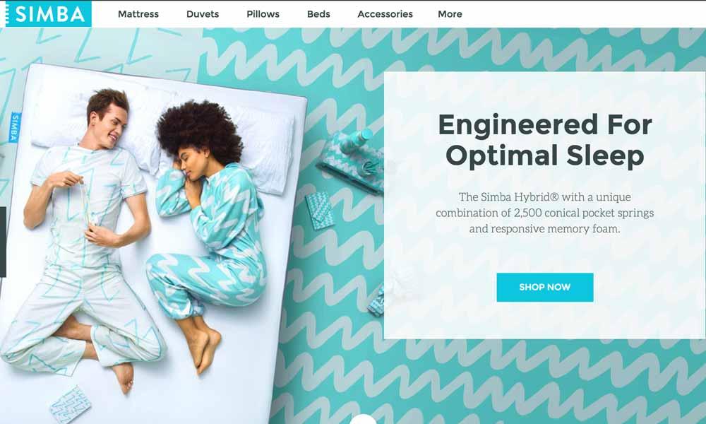 simba startup branding