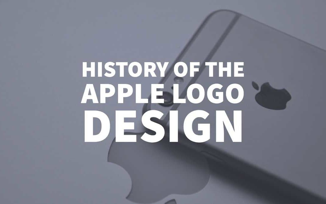 History Of The Apple Logo Design