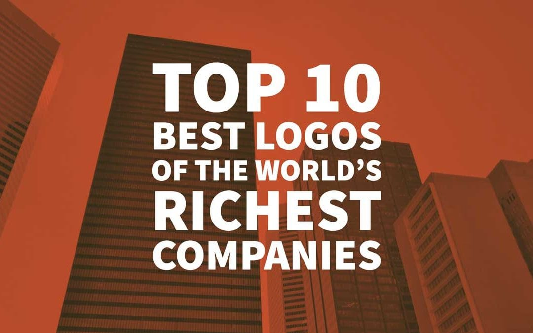 Top 10 Best Logos of the World's Richest Companies