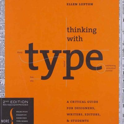 thinking with type book