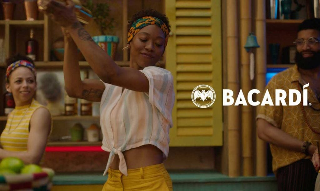 Bacardi Brand Content Strategy