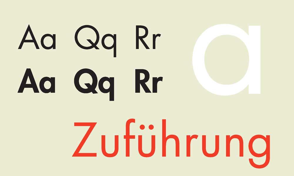 Futura Font Professional