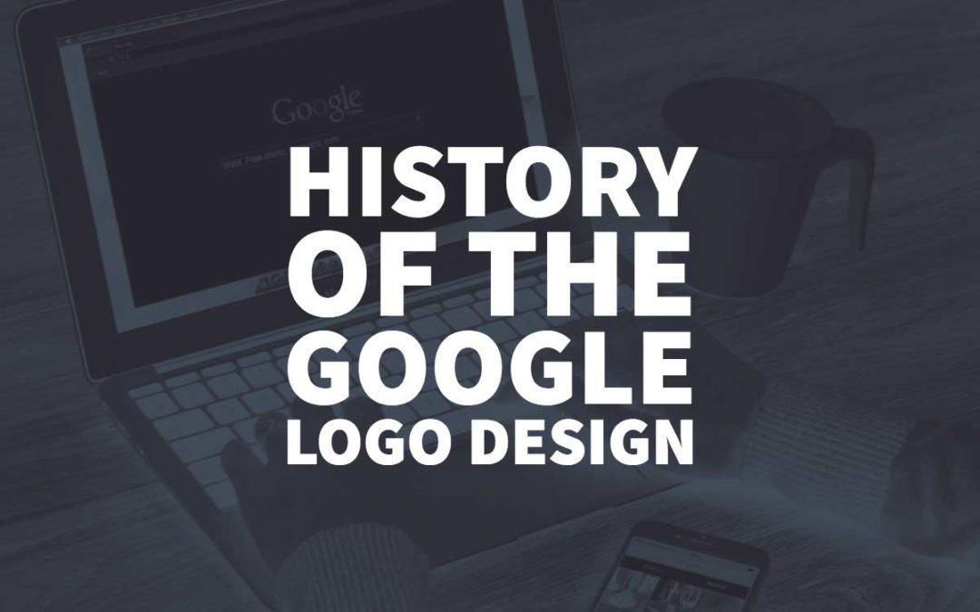 History of the Google Logo Design