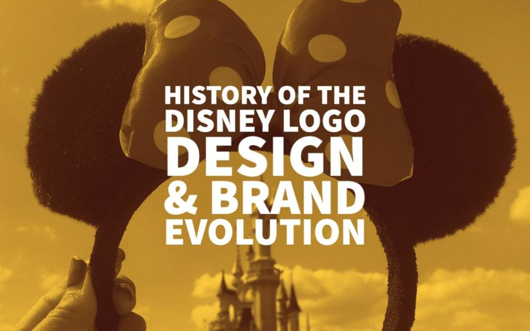 History of the Disney Logo Design