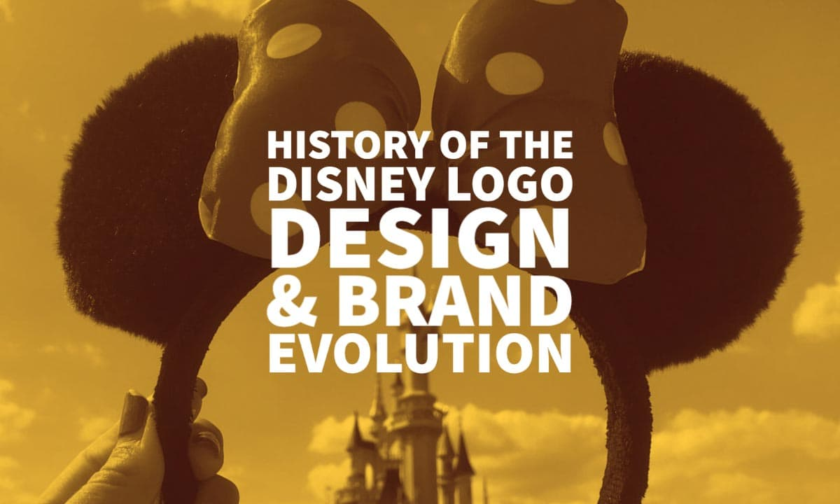 History Of The Disney Logo Brand Evolution