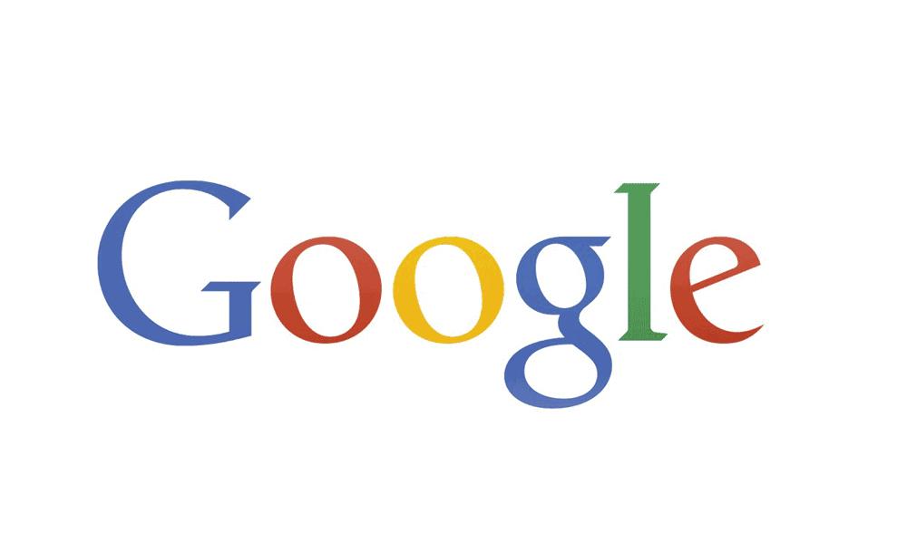 old google logo 2013