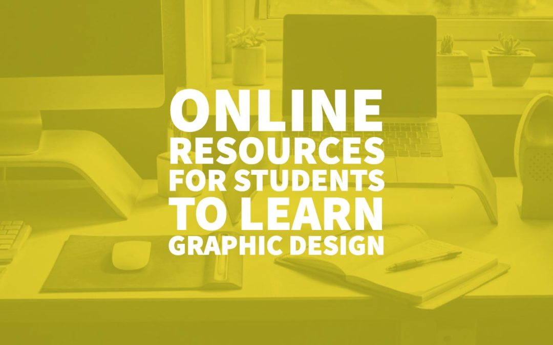 Online Resources for Students to Learn Graphic Design