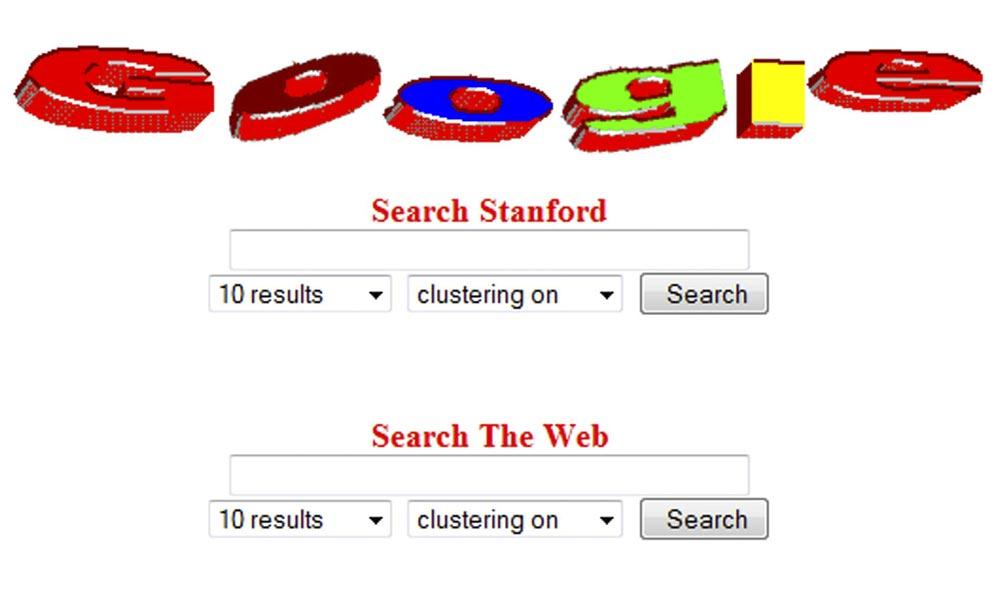 original google logo font