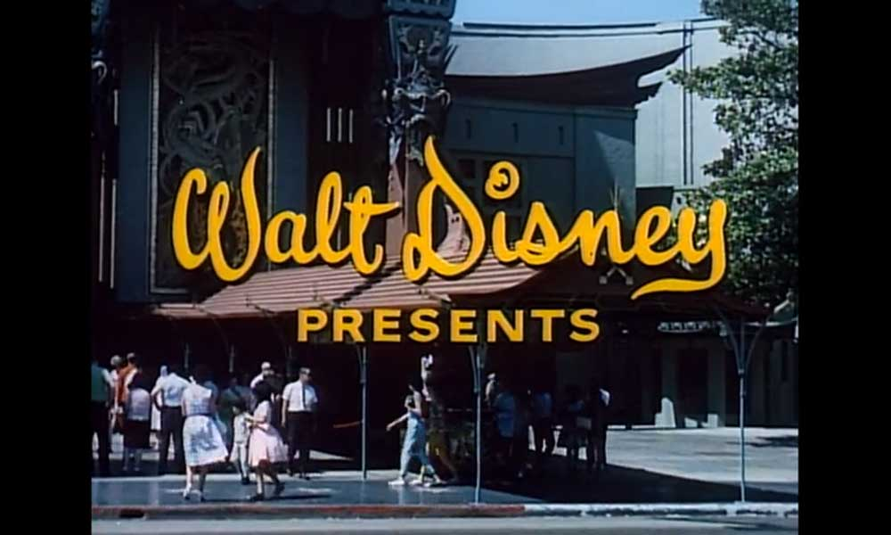 Walt Disney Presents Logo