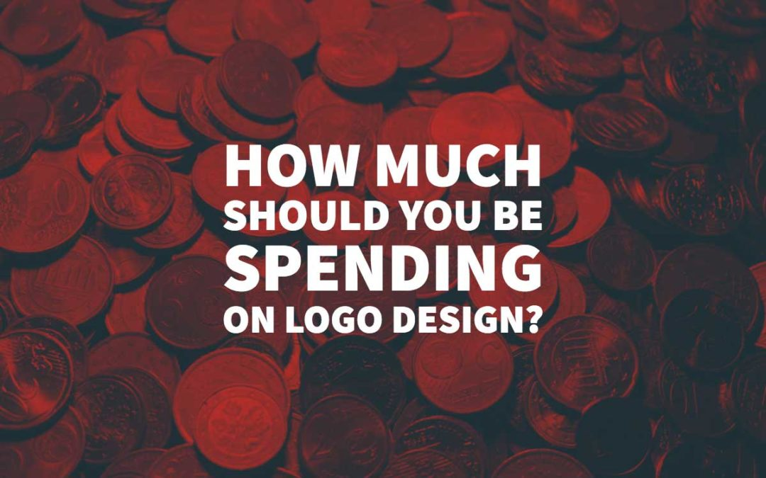 How Much Should You Be Spending On Logo Design?
