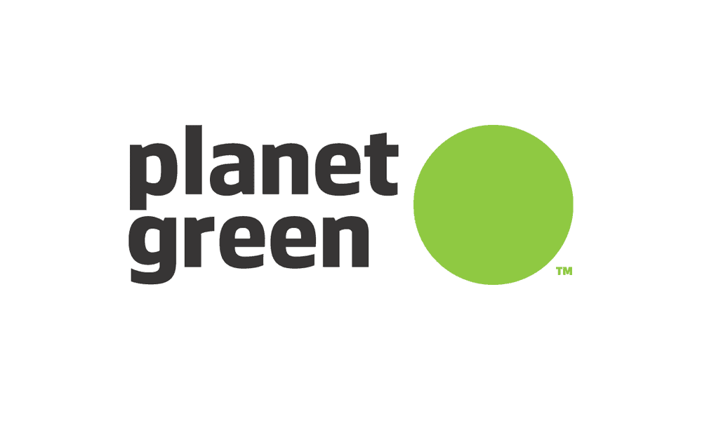 Planet Green Logo Design